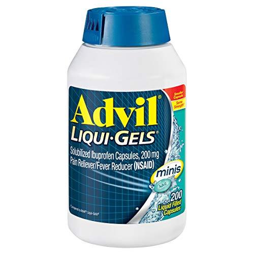 Top 15 advil liquid gel packets for 2021
