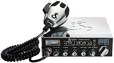 Cobra Electronics CBR29LTDCHR  40-Channel CB Radio With PA Capability