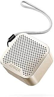 Anker SoundCore Nano Wireless Portable Small Bluetooth Speaker, Gold