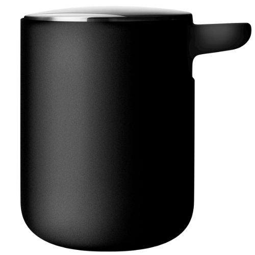Menu 7700519 Seifenspender 11 cm, schwarz