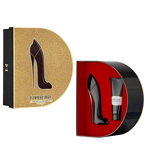 Carolina Herrera Good Girl Giftset - Eau De Parfum (50 Ml) & Body Cream (75 Ml) - Dames