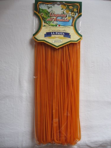 La Pasta Linguine all`Arancia/Nudeln mit Orange 250 gr.