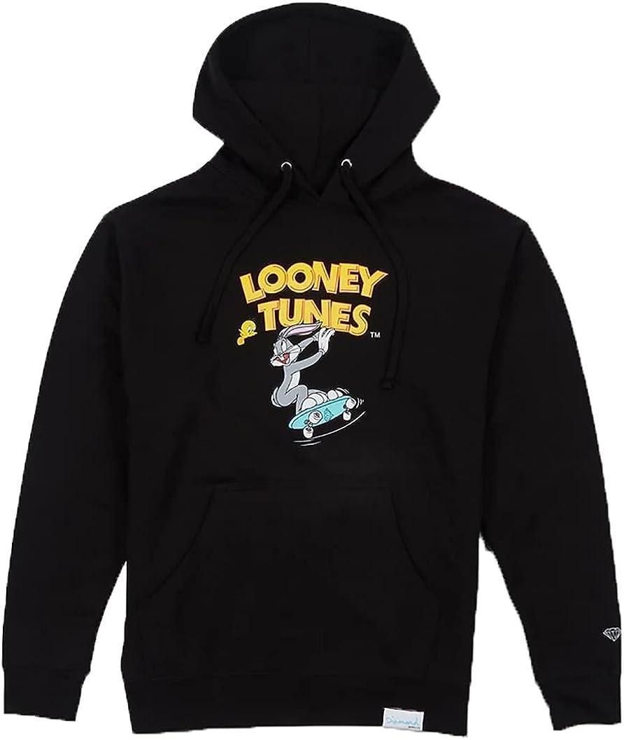 Diamond Supply Co. Men's x Looney Tunes Hoodie