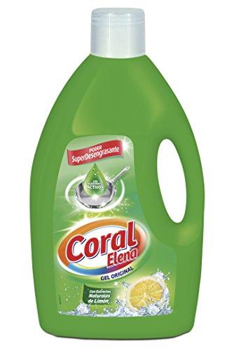 Coral Lavavajillas manual - 3000 ml