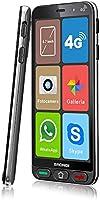 """Smartphone Brondi Amico Smartphone S Nero 5.7"""" Smartphone Dual Sim"""