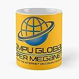 Compu Global Hyper Mega Net – La migliore tazza da caffè in ceramica di marmo bianco