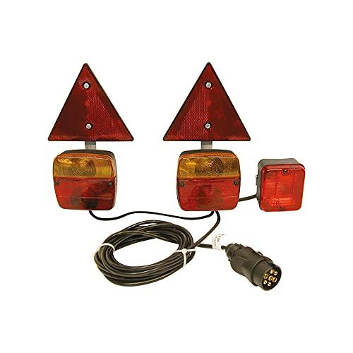 Carpoint 0404086 Kit de 2 Feux arrières magnétique