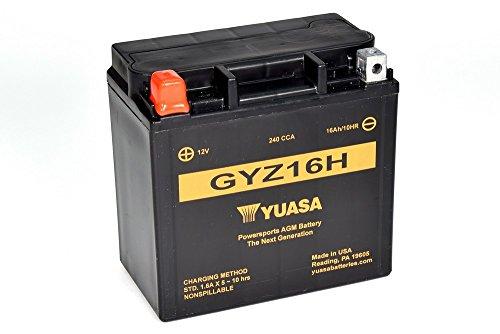 Yuasa (YUAM716GH GYZ16H Activated Battery