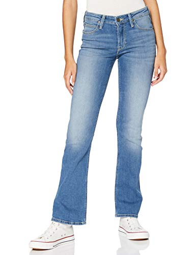 Lee Hoxie Jeans, Mid Iris, 25/33 Donna