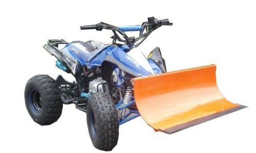 "'Quad ATV 125ccm ""Speedy con nieve Pala quitanieves räumer"