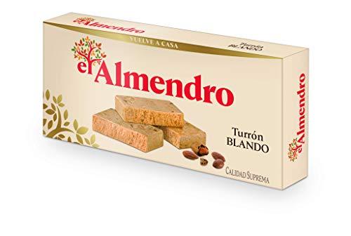 El Almendro Turrón Blando Superior, 250g