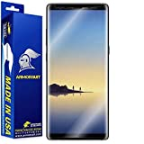 ArmorSuit MilitaryShield Screen Protector Compatible with Samsung Galaxy Note 8 (Case Friendly) Anti-Bubble HD Clear Film
