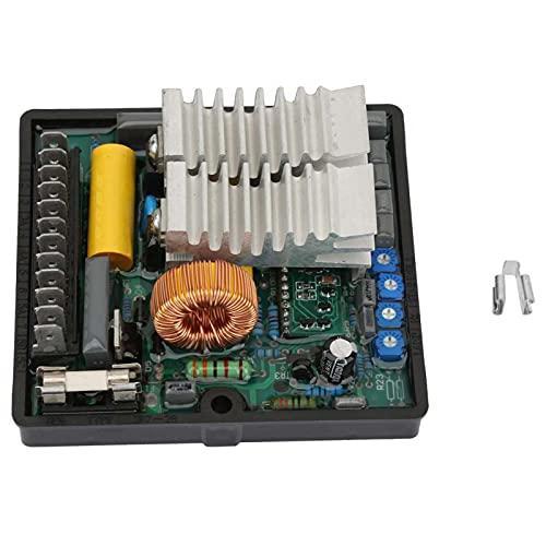 Conjunto de accesorios de generador, regulador de voltaje automático de generador 50 / 60Hz 50-270VAC para generador sin escobillas