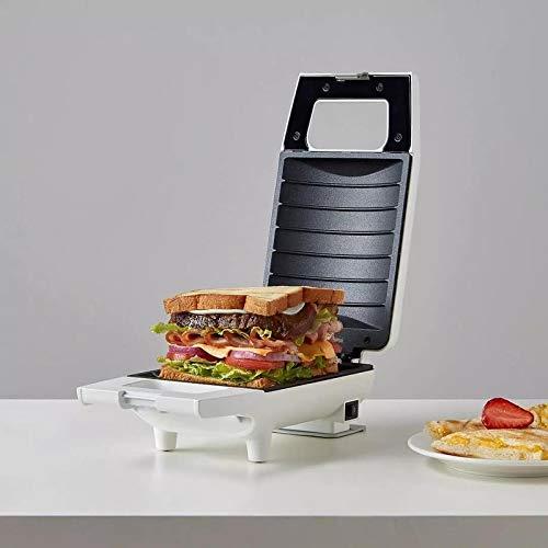 Sandwichera Y Waflera,Sandwichera Eléctrica Para El Hogarsandwicheras De Cocinas Múltiples, Bandeja De...