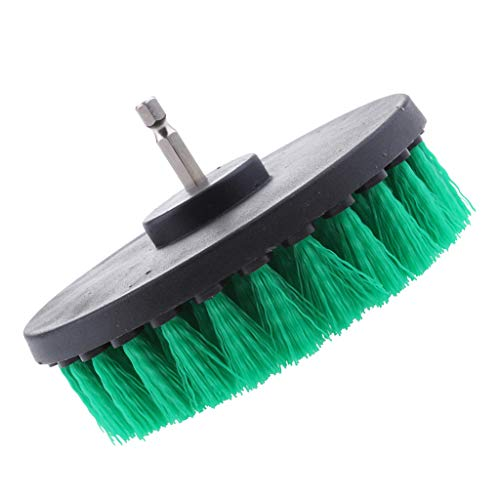 Buy Discount joyMerit 1PC Tile Grout Cleaning Drill Brush Scrub Brush Drill Attachment Drillbrush - ...