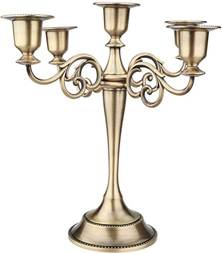 La mejor comparación de Velas y candelabros los más solicitados. 12
