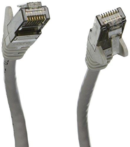 Belkin CAT6 Snagless Networking Cable 7ft - Netzwerkkabel (2,1 m, RJ-45, RJ-45, Grau)
