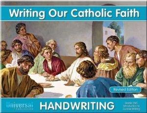 Handwriting : Writing Our Catholic Faith Grade 2 MC