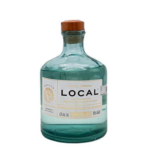 Mezcal Local Destilado con Corazón de Agave | Pechuga 42% (1 x 0.7 l)