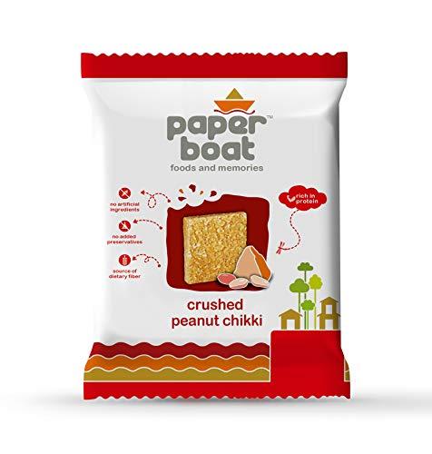 Paper Boat Crushed Chikki, 10 x 100 g