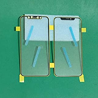TOMMY-Phone Screen Protectors - 1:1 Top AAA Screen Front Outer Glass with mesh for for iphone X XR XS Max 11Pro 11Promax T...