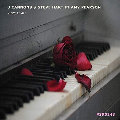 J Cannons & Steve Hart ft Amy Pearson