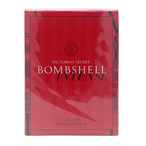 Victoria's Secret Bombshell Intense for Women Eau De Parfum Spray, 3.4 Ounce