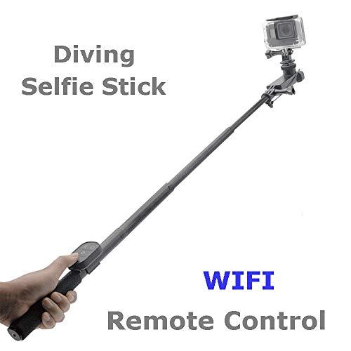 Duyifan Waterdichte Hand Grip Onderwater Selfie Stick Voor Gopro Duiken Camera Met Wi-fi Afstandsbediening Waterbestendige Oceaan Gebruik