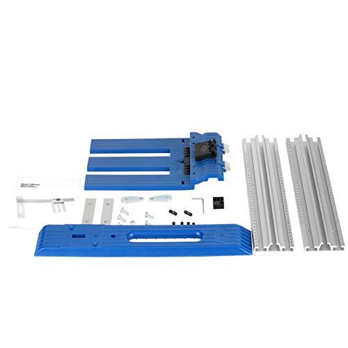 æ— Carril de guía de sierra circular, pista de sierra circular multifunción, herramientas auxiliares de carpintería