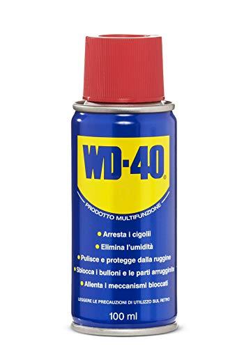 WD-40 Prodotto Multifunzione - Lubrificante Spray - 100 ml