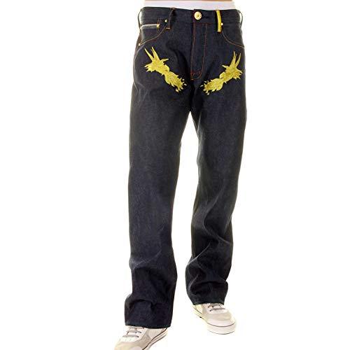 Yoropiko Jeans Hungry Dragon 574 Gold Jean YORO2878