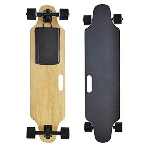 XLY 35 '' Longboard patín eléctrico, 22 km/h de Velocidad máxima, 15...