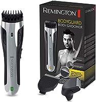 Remington Body Hair trymer Bodyguard BHT2000A, w zestawie nakładka do golenia foliowego, do zastosowań na mokro i na...