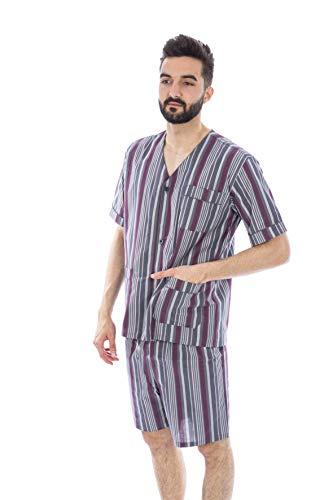 MUSLHER Pijama Hombre 205039 (XL)