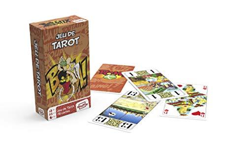 Shuffle Tarot Astérix Le Gaulois-Jeu de 78 Cartes, 130008861,