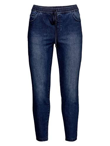 Sheego - Jeans da donna con Catfaces Blu 60