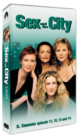 Sex and the City: Season 2, VHS 3