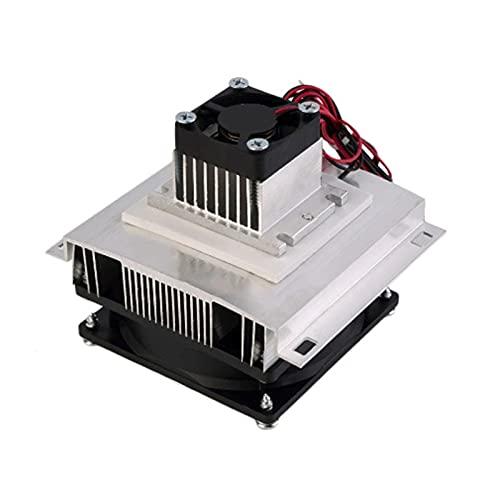 ETSK - Radiador de aire semiconductor con ventilador termoeléctrico (12 V)