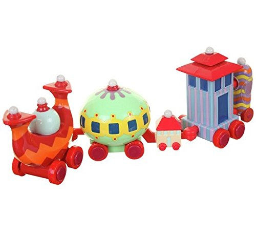 In The Night Garden véritable Ninky Nonk Train – -