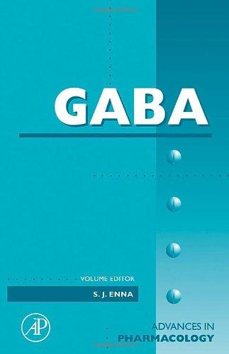 GABA: Volume 54 (Advances in Pharmacology)