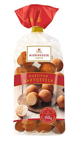 Niederegger Marzipan Kartoffel-Beutel, 2er Pack (2 x 150 g)