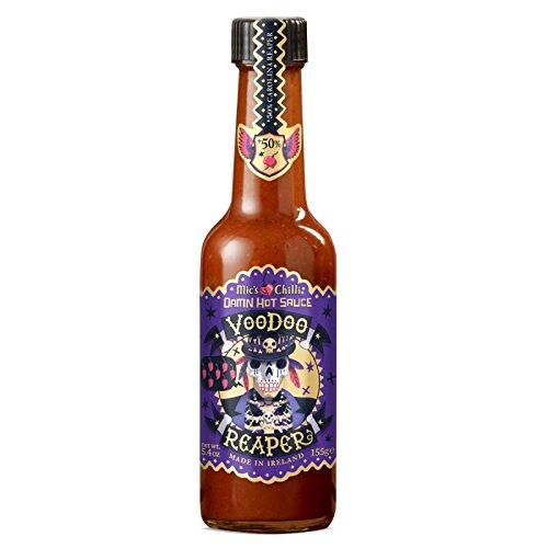Mic's Chilli - Scharfe Soße - Voodoo Reaper - 1.200.000 Scoville