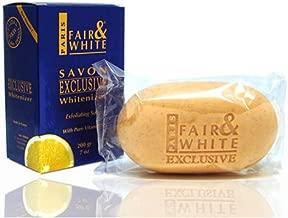 Fair & White Exclusive Whitenizer Exfoliating Soap Vitamin C net wt. 7 oz