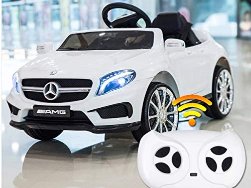 ATAA Mercedes GLA Coche eléctrico para niños batería 12v con Mando para...