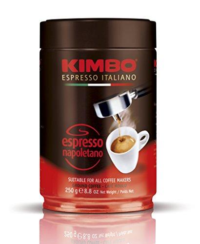 Caffe Kimbo Espresso Napoletano (Ground) - 8.8 oz can