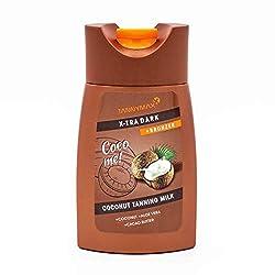 Tannymaxx Xtra Dark Coconut Bronzing Milk, 1er Pack (1 x 200 ml)