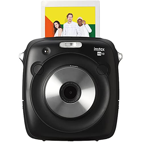 loknhg (No Incluye Papel fotográfico) Mini cámara de imágenes de una Sola Vez Mini cámara Digital instantánea de 11 apuntar y Disparar, cámara instantánea