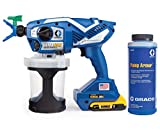 Graco 17M367 Ultra Max Cordless Airless Handheld Paint Sprayer and Graco 243104 Pump Armor, 1-Quart