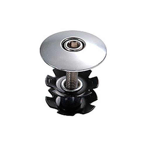 CYCLE PRO(サイクルプロ) アンカーナット&ヘッドキャップセット OVサイズ シルバーキャップ CP-AC666C