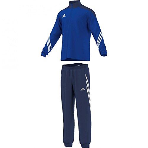 adidas Sere14 PRE Suit - Chándal de fútbol para hombre, color azul...
